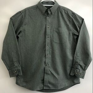 Jos. A. Bank Long Sleeve Dress Shirt - Large
